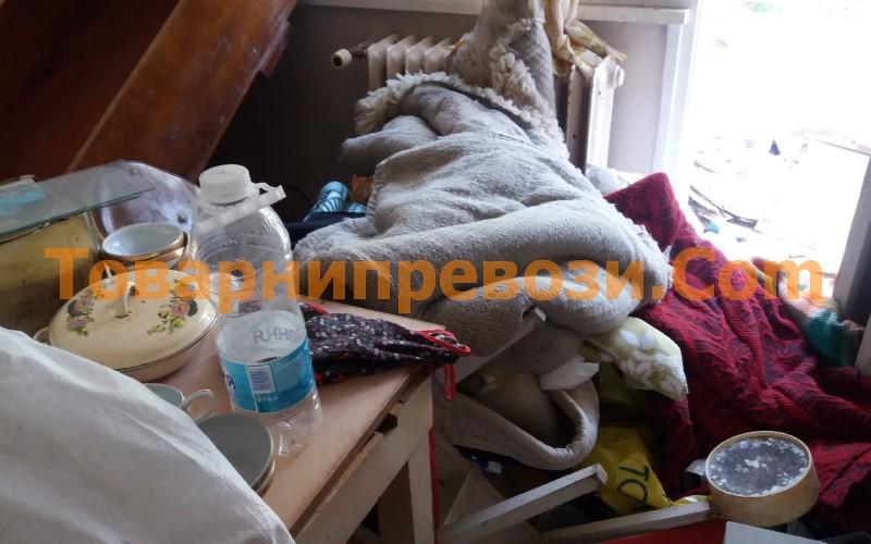 Премахване и дезинфекция на апартамент